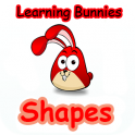Learning Bunnies: Shapes - icon