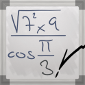 MyScript Calculator – калькулятор который решает уравнения и формулы android