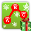 Kids Connect the Dots Xmas - icon