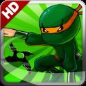 Ninja Rush HD – стремительный ниндзя