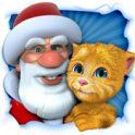 Talking Santa meets Ginger — говорящий Санта