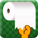 Скачать Drag Toilet Paper – раскрутитуалетную бумагу