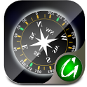 3D Compass - icon