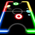 сияющий хоккей