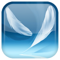 Падающее перо – живые обои