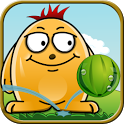 Melon Bounce —  фруктовая головоломка - icon
