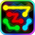Flow Free Crystal-made by fans - icon