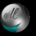 HD Metallic Widgets — виджеты в стиле «металл» - icon