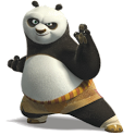 Kids Sudoku Kun Fu Panda — судоку для детей - icon