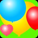 цветные воздушные шарики для детей