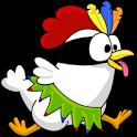 ниндзя-курица - icon