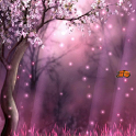 Sakura Forest Live Wallpaper