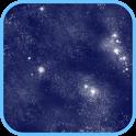 Мерцание звезд — ночное звездное небо