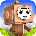 приключения картонного человечка - icon