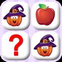 Free memory game for kids — развивающая память игра