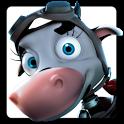 приключения коровы в космосе