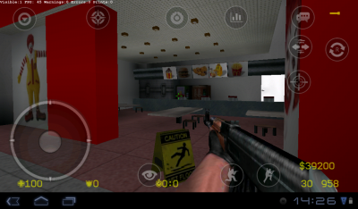 how to play cs portable android multiplayer