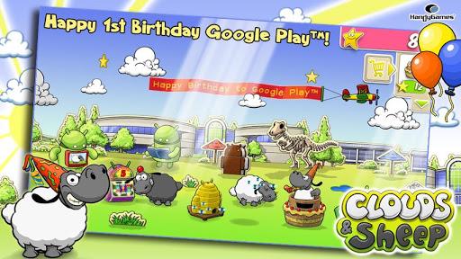 Приложения в Google Play – Облака и овцы 2