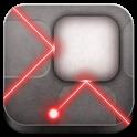 головоломка с лазерами - icon