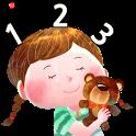 обучение цифр для детей - icon