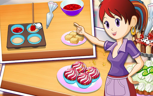 Screenshot Of Sara 8217 S Cooking Class