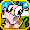 беги корова беги - icon