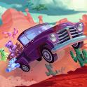 гонка на грузовике