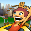 3D Rollercoaster Rush New York android