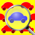 найди отличающийся предмет - icon