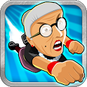 Angry Gran Toss - icon