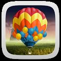 Обои с воздушными шарами - icon
