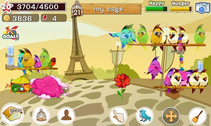 Птичий рай скачать игру на компьютер