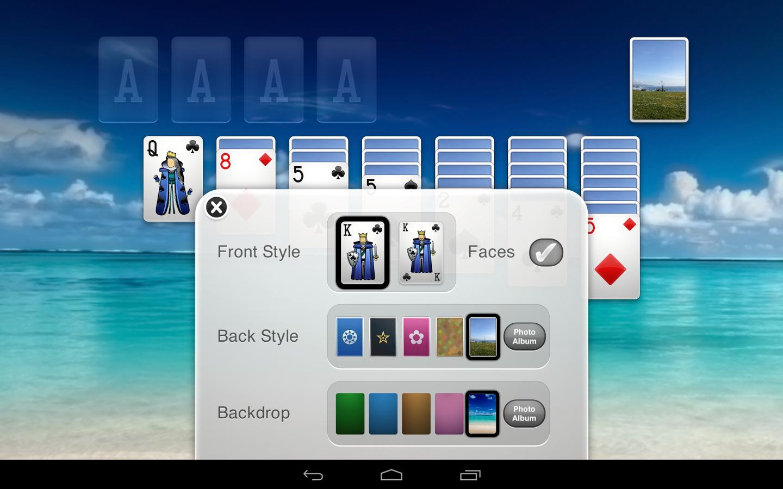 Карточные игры планшет для андроид бесплатно