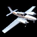 симулятор полетов - icon