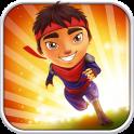 Ninja Kid Run: Бесплатный игры