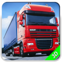 Truck Racing 3D - icon