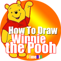 How to Draw Winnie the Pooh - icon