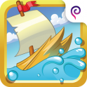 Развивающая игра Кораблик - icon