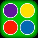 Учим цвета для детей, малышей - развивающая игра