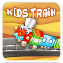 Счастливые поезда для детей
