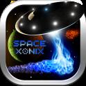 Space Xonix - icon
