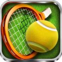 Теннис пальцем 3D - Tennis