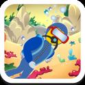 Море дайвера  игры для детей android