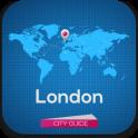 Лондона, отели, погода гид android
