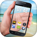 Прозрачный Экран Телефона Трюк - icon