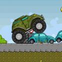 Monster Truck Гонка