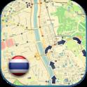 Таиланд Map & Руководства android