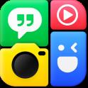 Photo Grid - редактор фото, видео & фото коллаж - icon