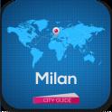 Милан гид отели погода карта
