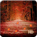 Galaxy S5 Autumn LWP android